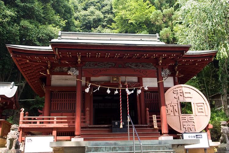 聖神社&和銅遺跡